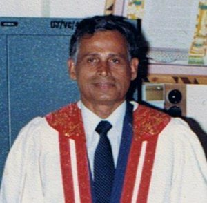 24th Commemoration of Late Prof. A. Thurairajah