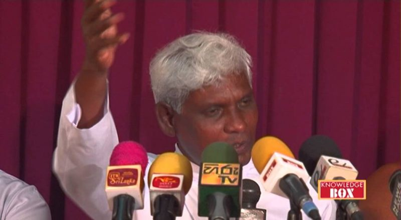 PTA and AG's Dep. killed Ananthasuthakaran's wife, drove their children to road: Fr.M.Sakthyvel