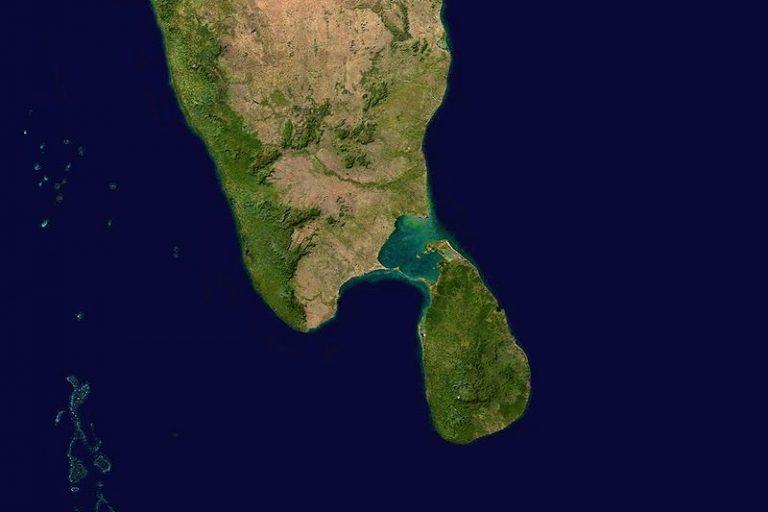 Sea Erosion in the South Seas: Mannar Island in danger
