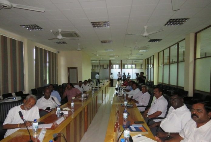 Task Force, to prevent Sinhala colonization, in the Northern Province