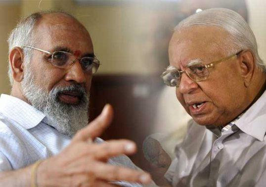 Sampanthar wishes to nominate Wigneswaran as the next CM candidate