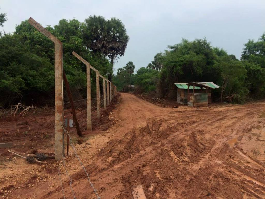 33 acre lands released yesterday in Vali North