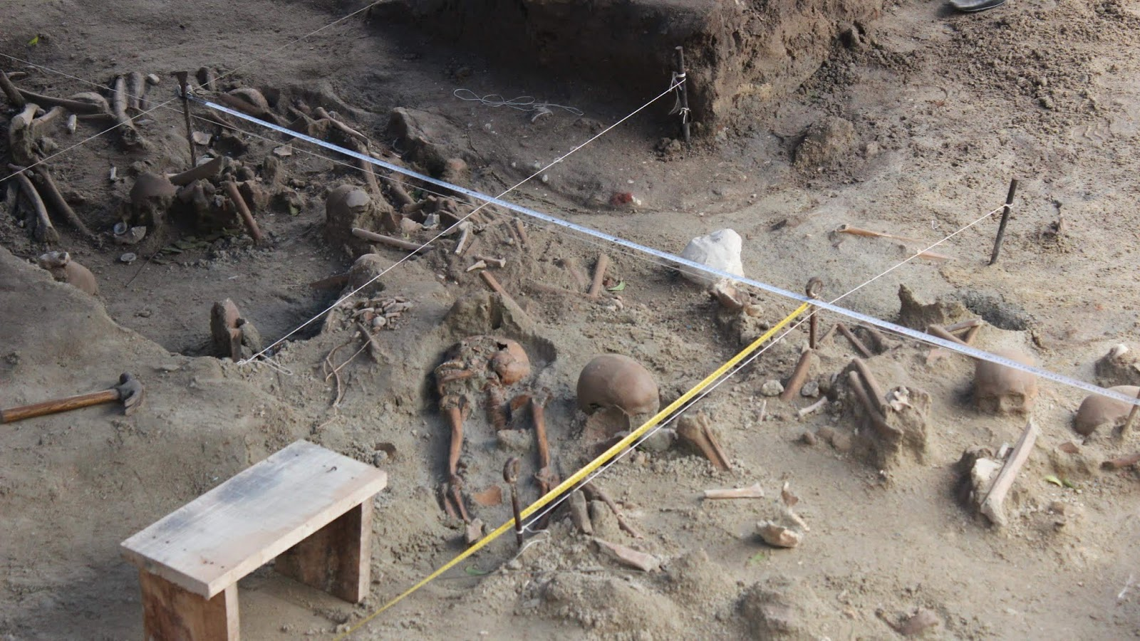 Carbon Dating says Mannar Mass Grave skeletons belong to years 1499 and 1719 AD