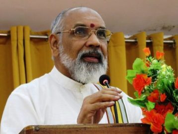 He, who guaranty solution to ethnic problem will be supported in Presidential Election – former CM, Wigneswaran