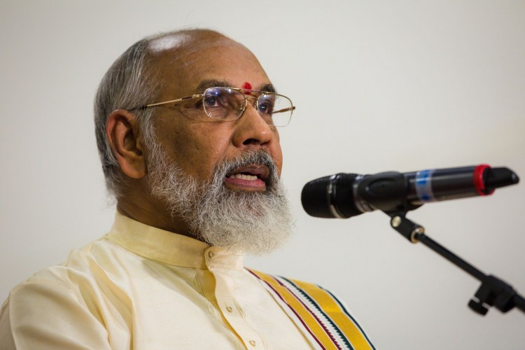 Current constitutional crisis should not in any way be given consideration for giving more time to Sri Lanka to implement the consensus resolution: Wigneswaran