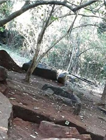 2,000 years old tombs discovered at Kuchchavely area in Trincomalee