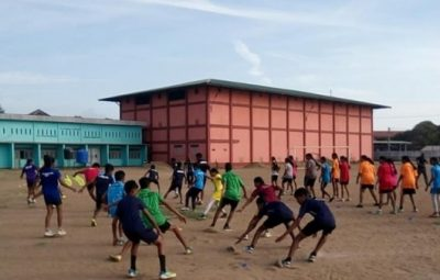A residential Training camp by The World Tamil Badminton Federation 3