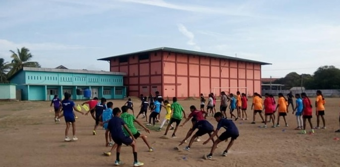A residential Training camp by The World Tamil Badminton Federation