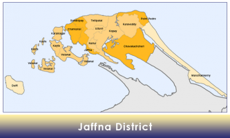 Disorders in development Officer Appointment: One Buddhist monk appointed in the Jaffna list