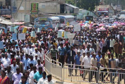 Mahawali demo