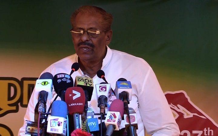 International Community should deliver solution for ethnic problem, says Mawai Senathyrasa