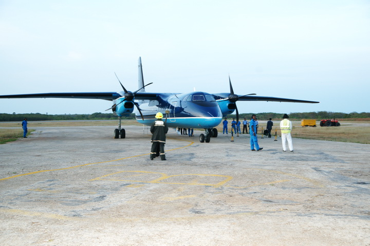 Indian Officials to visit Jaffna to study about the development of Palaly Air Port