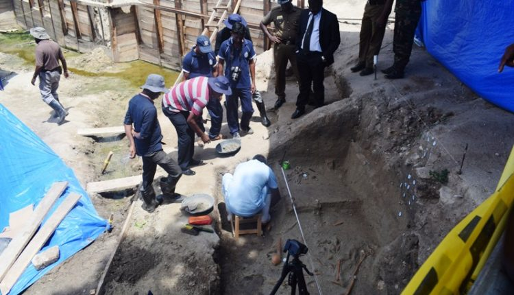 New skeletons surface every-time at Sathosa Mass Grave