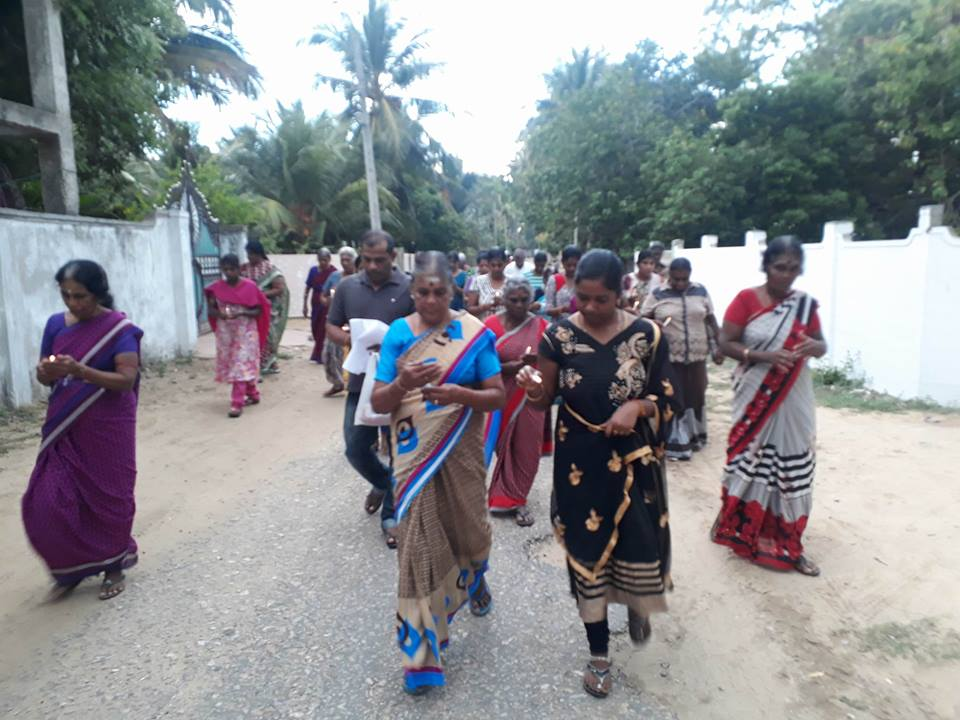 Sangaththanai massacre commemorated 2