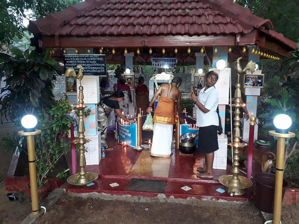 Sangaththanai massacre commemorated 3