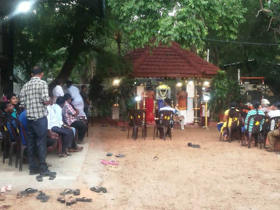 Sangaththanai massacre commemorated