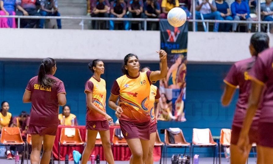 Two girls from Jaffna, Tharjini and Ezhilenthini join the National Net Ball team