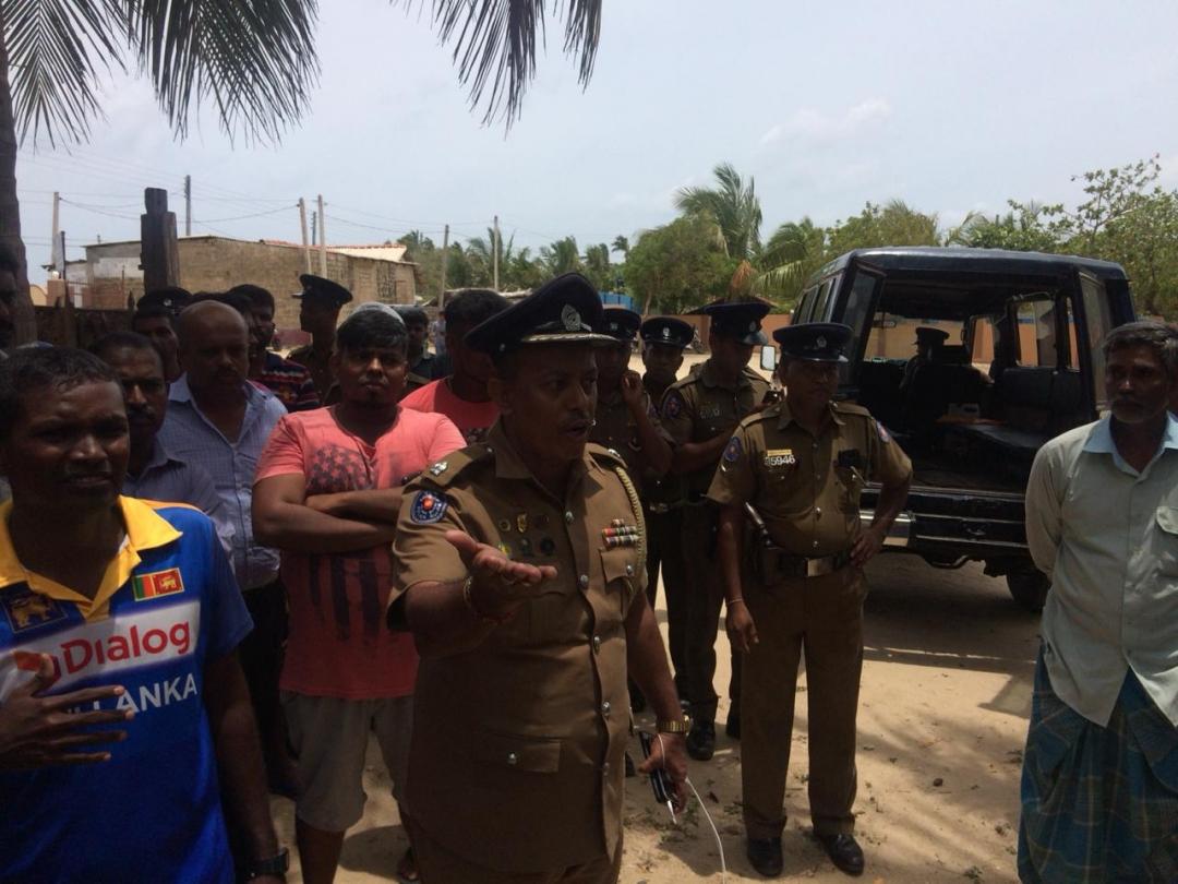 Vadamaradchchi– 8 Southern fishermen 'captured'