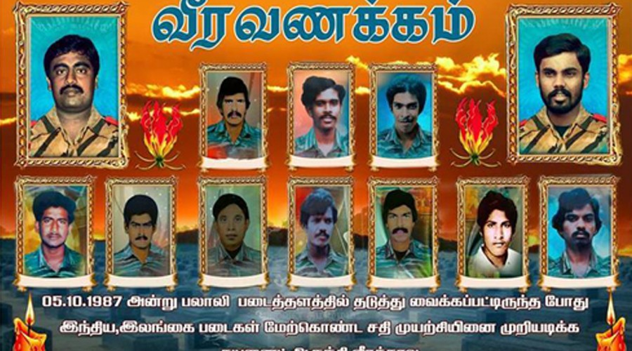 Kumarappa – Pulenthiran Memorial – Court revoke interim order, allows construction