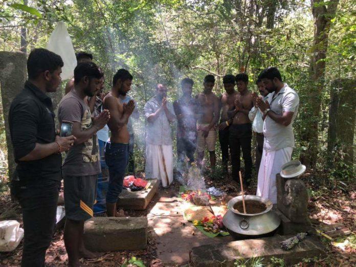 Pongal festival in the Historical Kurunthoor malai Aathi Sivan Temple