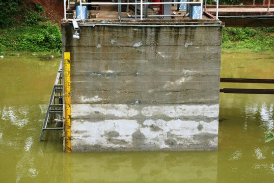 Kilinochchi – Iranaimadu Tank water level had gone rapidly up to 29 ft