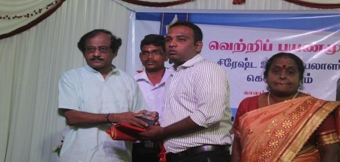Jaffna Press Club honours Senior journalists 3