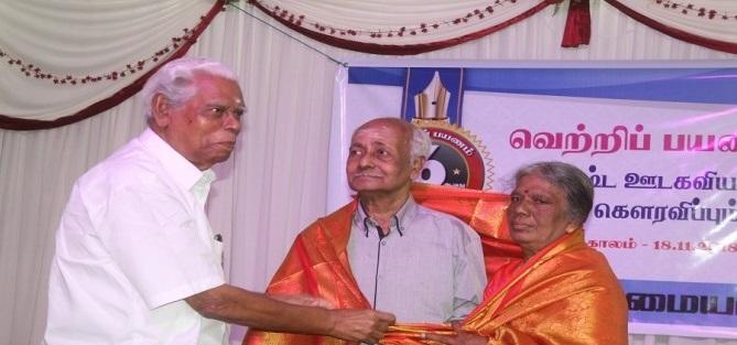 Jaffna Press Club honours Senior journalists 4