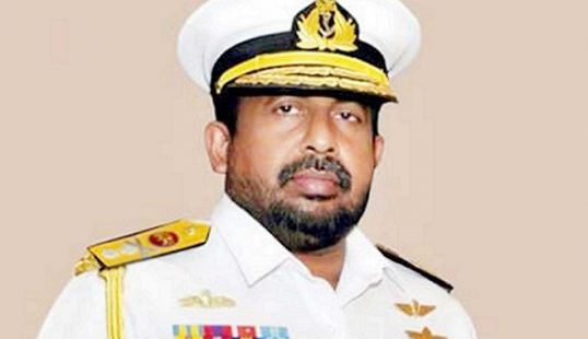 Abduction of 11 Tamil youths – Sri Lankan Chief of Staff Admiral Raveenthra arrested