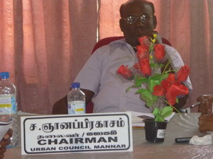 It is our duty to remember Maveerars who sacrificed their lives, says Mannar TC chairman