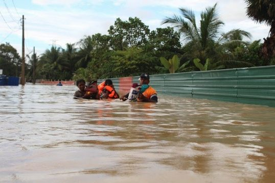 Flood Disaster in North – 54,819 affected – 11,229 Displaced
