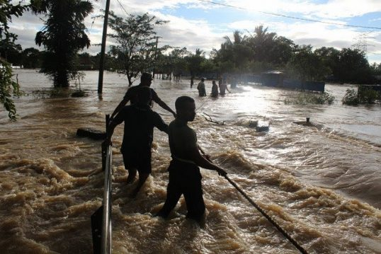 Flood Disaster in Kilinochchi – 6 groups appointed to prepare Total Report of Losses – GA