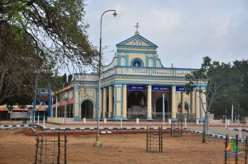 Postpone declaring Madhu area a Sacred Area, Mannar Bishop writes to the President