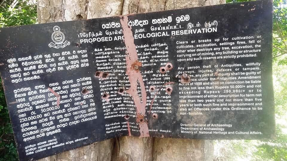 Stop attempt to grab Kanthaswamy Hill and Murugan Temple, pleads people of Thennamaravady