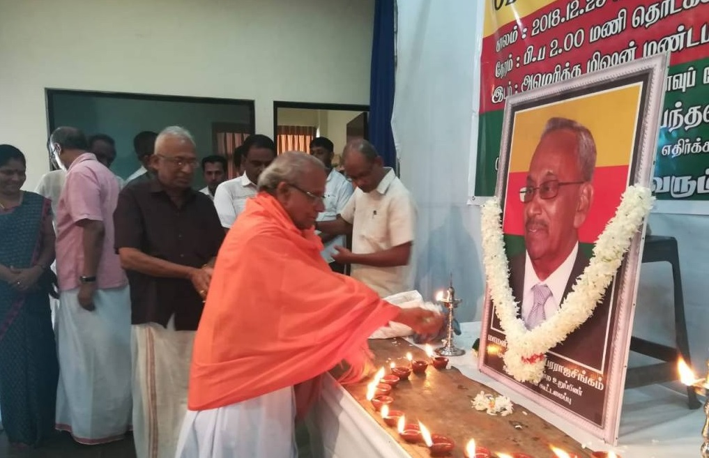 13th anniversary of Joseph Pararajasingam  observed in Baticaloa