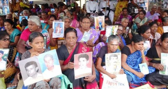 Relatives of Missing put out a call to assemble in front of Mulaitheevu District Secretariat for Protest