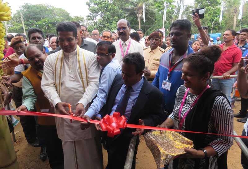 Jaffna International Trade Fair commences in Jaffna
