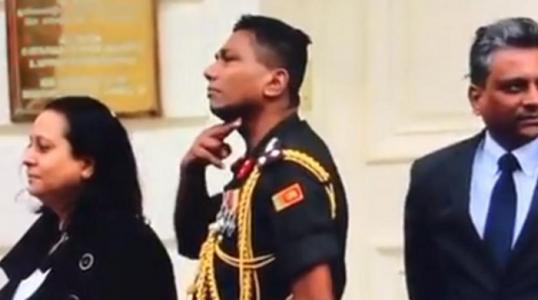 Brigadier Priyankara Fernando