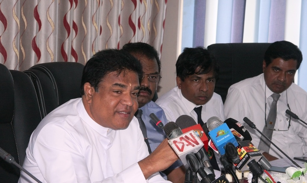 Although invited, TNA did not participate in the Discussion relevant to Flood disaster, accuses Minister