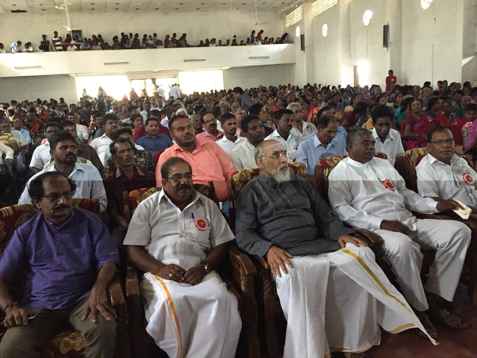 Alternate Political Team necessary to win over rights of Tamil People, resolution adopted by EPRLF