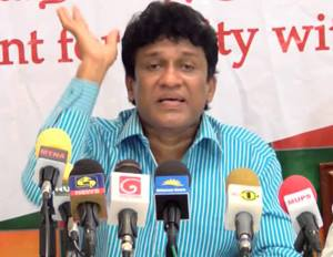 The new Constitution will never come, says Mano Ganesan in Jaffna