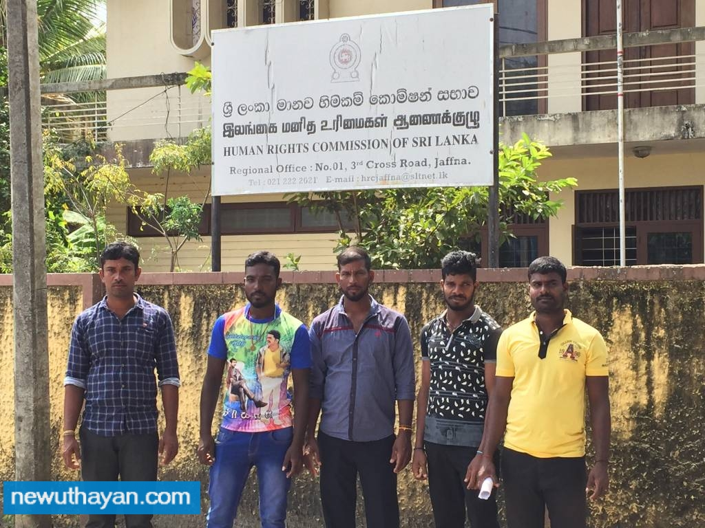 Demand  to stop construction of Saltern  at Thanankilappu – Complaint made with Human rights also