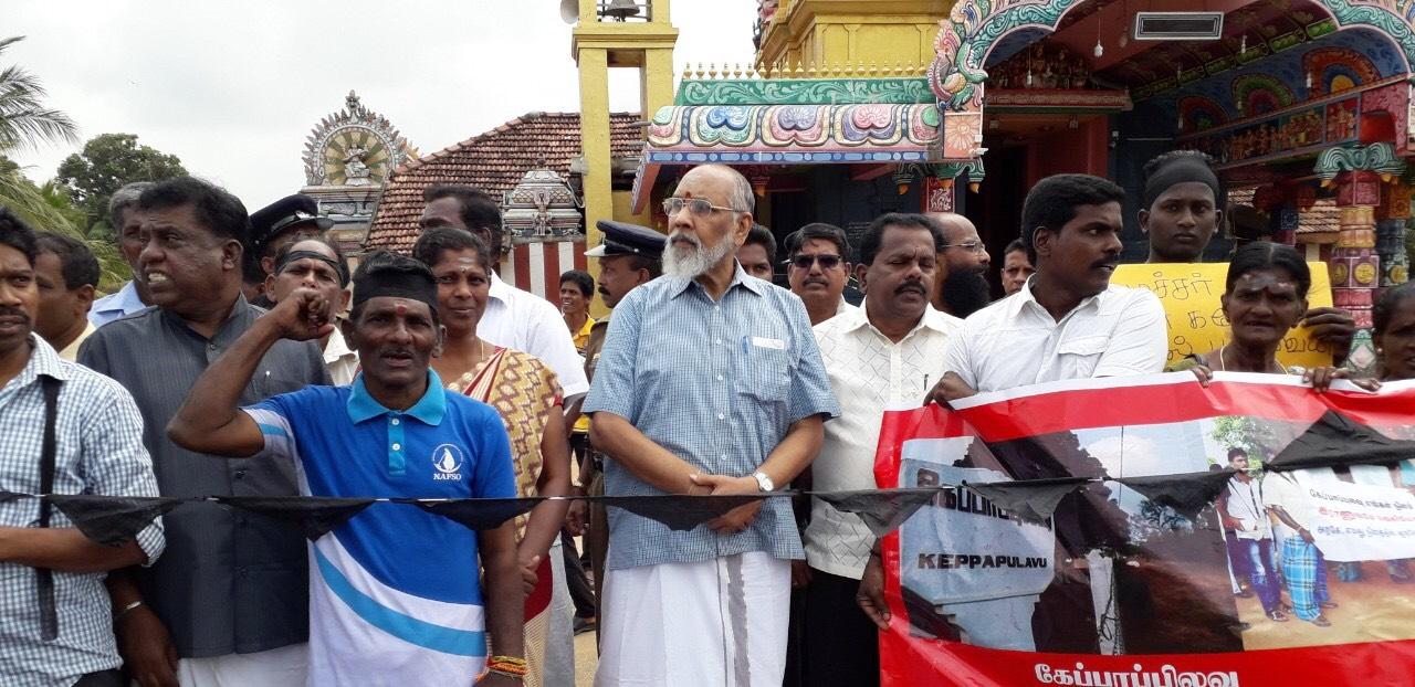 Wigneswaran to seek UN Secretary General's intervention in Sri Lanka