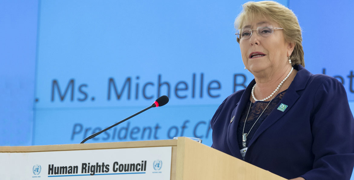 Sri Lankan official misrepresents discussion of UN human rights report —Bachelet
