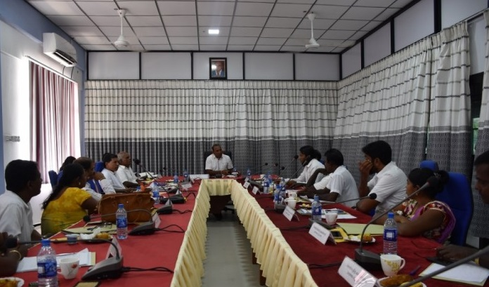 Navy which had occupied the lands of people in Mulikulam should vacate the lands , TC decides