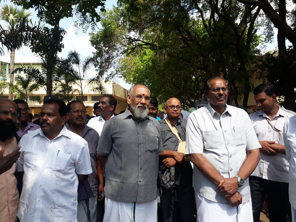 People hold rally in Jaffna 5