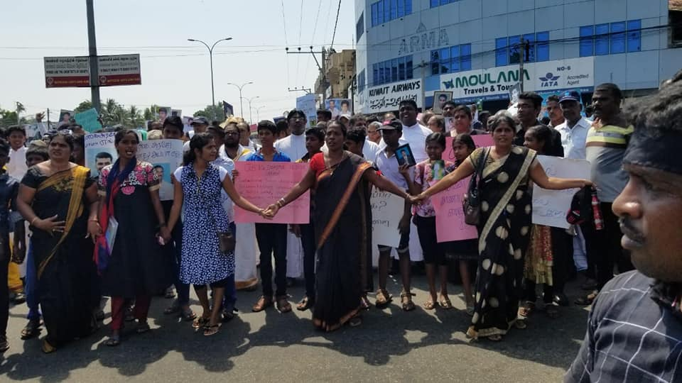 Protest struggle and full Hartal in East 10