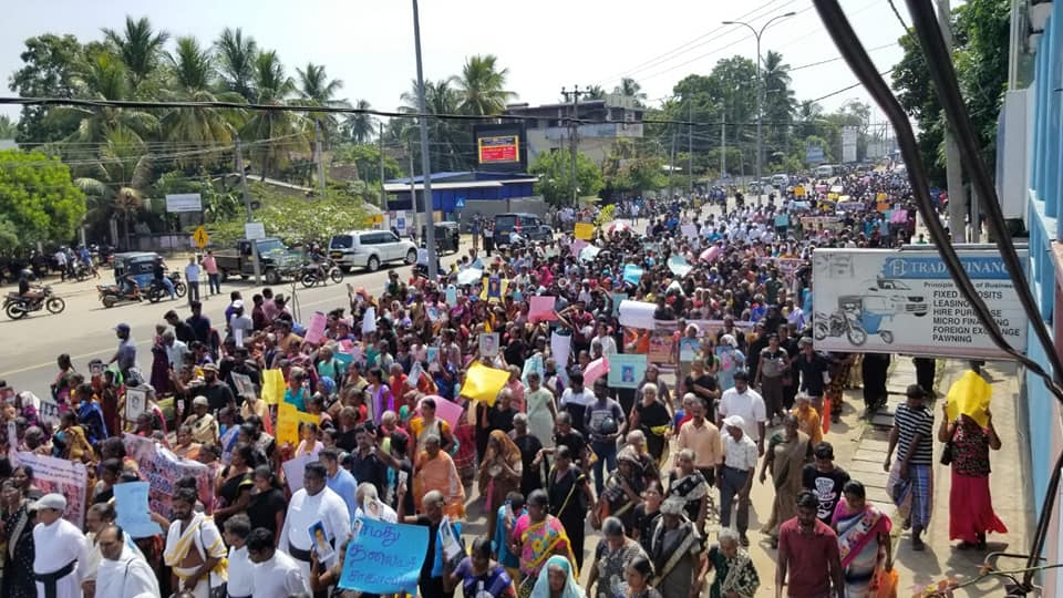 Protest struggle and full Hartal in East 2