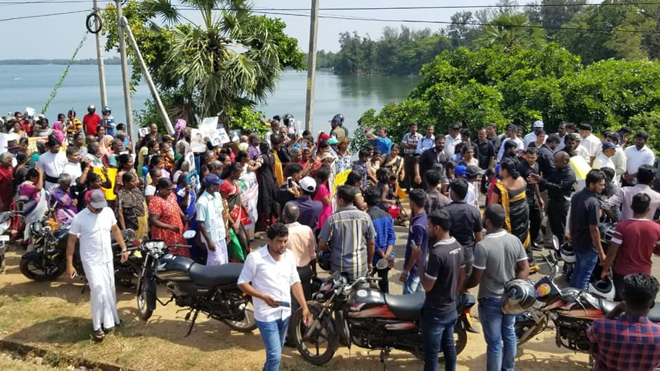 Protest struggle and full Hartal in East 6