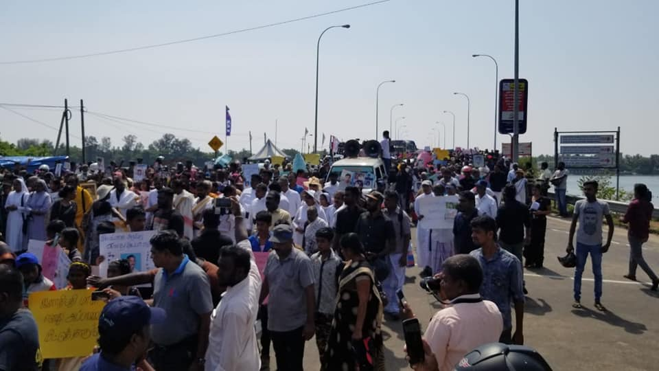 Protest struggle and full Hartal in East 8