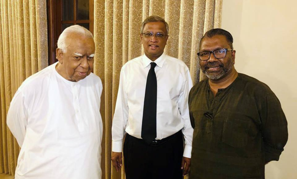 The Governor could not speak anything on behalf of the Tamil people in Geneva, say Sumanthiran
